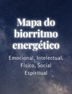 MAPA DO BIORRITMO ENERGÉTICO PESSOAL