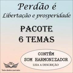 PERDÃO: LIBERTAÇÃO E PROSPERIDADE (PACOTE 6 AULAS)