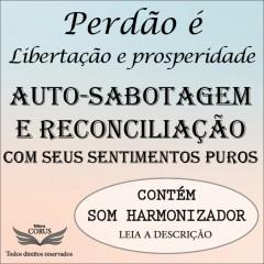 PERDÃO: LIBERTAÇÃO E PROSPERIDADE - AUTO SABOTAGEM E SENTIMENTO PURO - TEMA 6